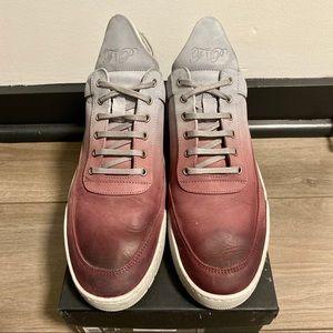Filling Pieces Low Top Degrade Sneaker